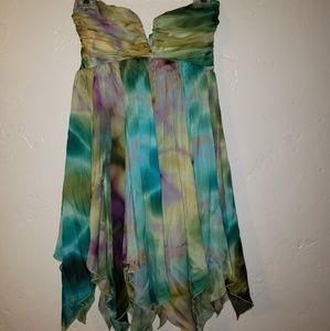 Alexia Admor multicolored dress